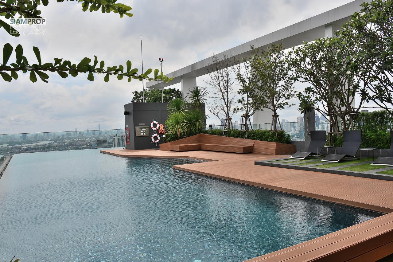Siam Prop Agency's Life@Sukhumvit 48 Condominium 4
