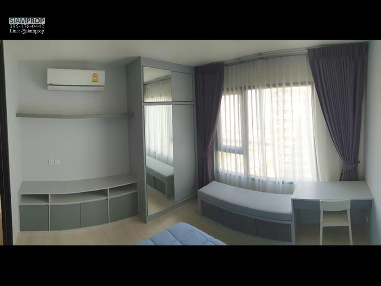 Siam Prop Agency's Life Asoke Condo, Makkasan (Garden View, 29 sq.m.)  3