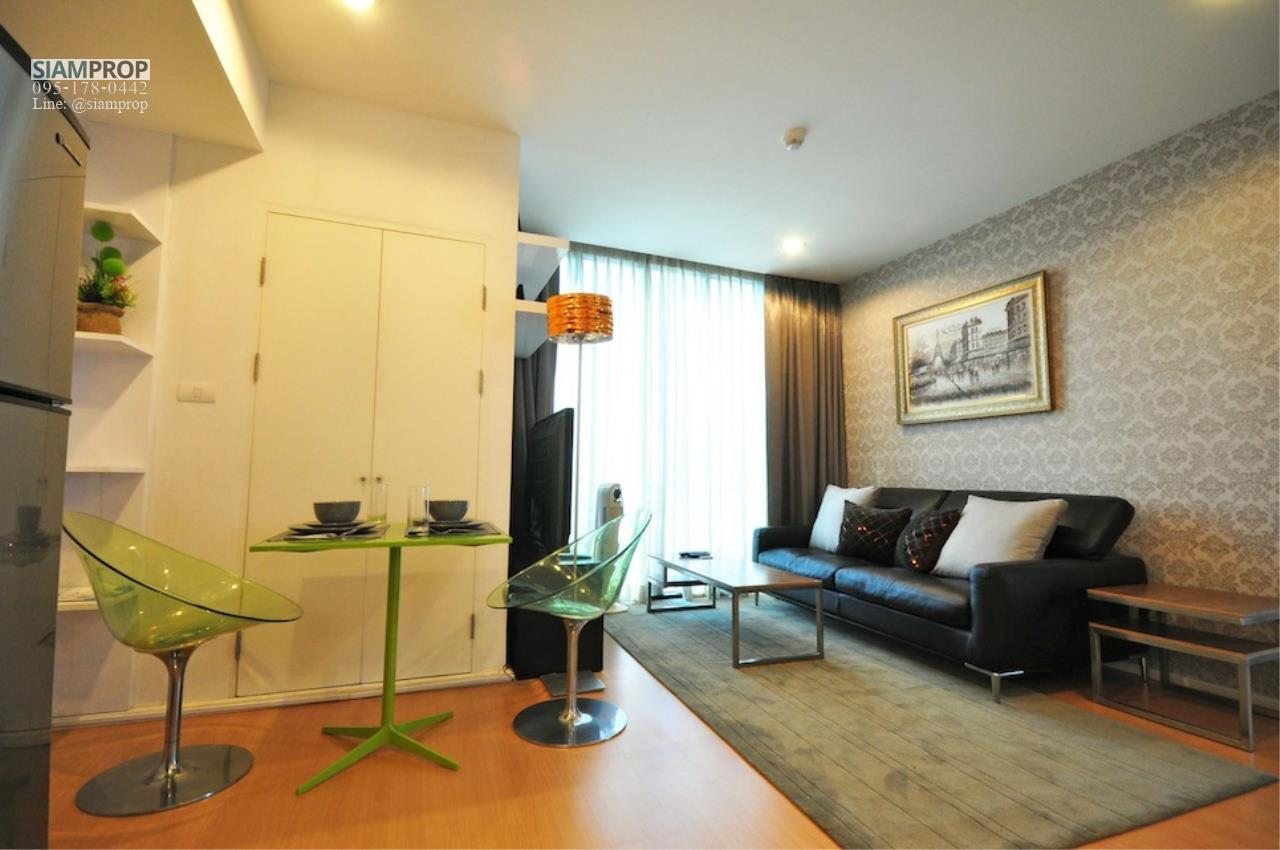 Siam Prop Agency's The Alcove Thonglor 10 For Sale &Rent 1