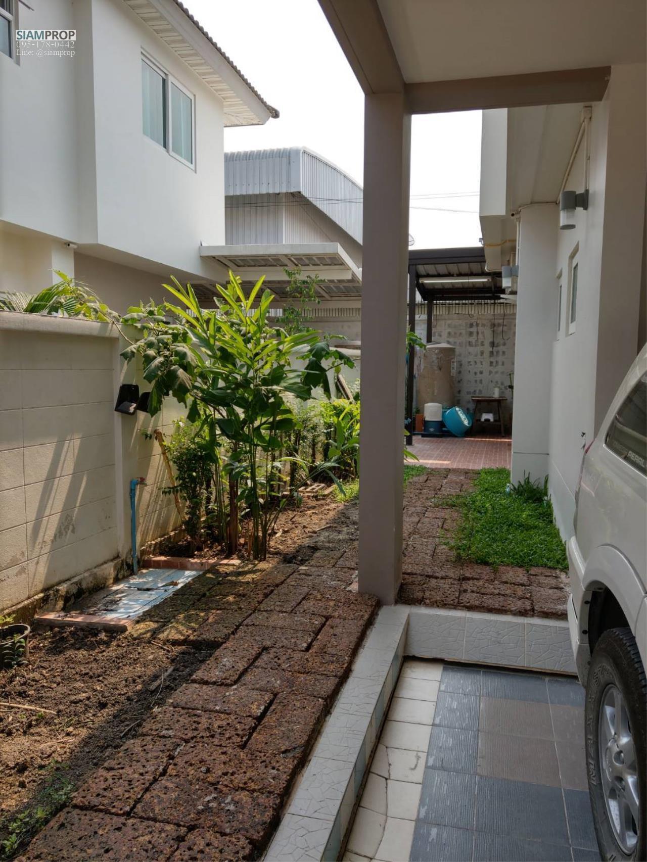 Siam Prop Agency's Supalai Garden Ville 9