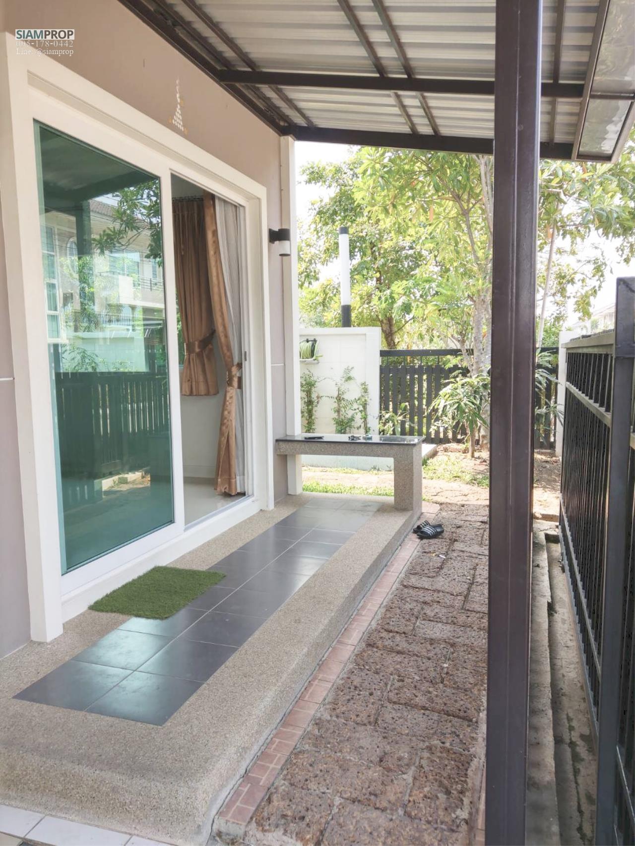 Siam Prop Agency's Supalai Garden Ville 11