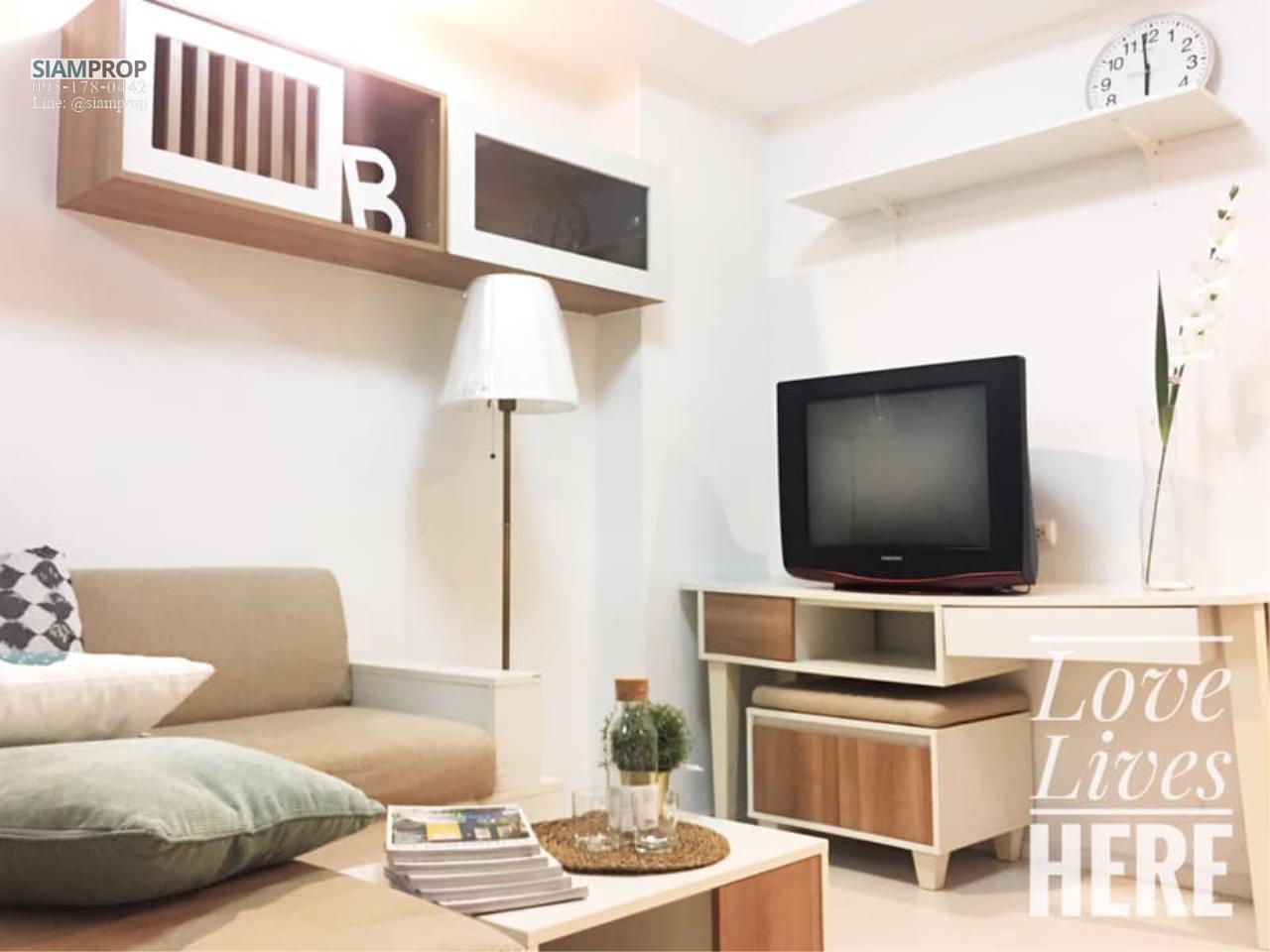 Siam Prop Agency's Condo for rent The log3 Sukhumvit 101/1 1