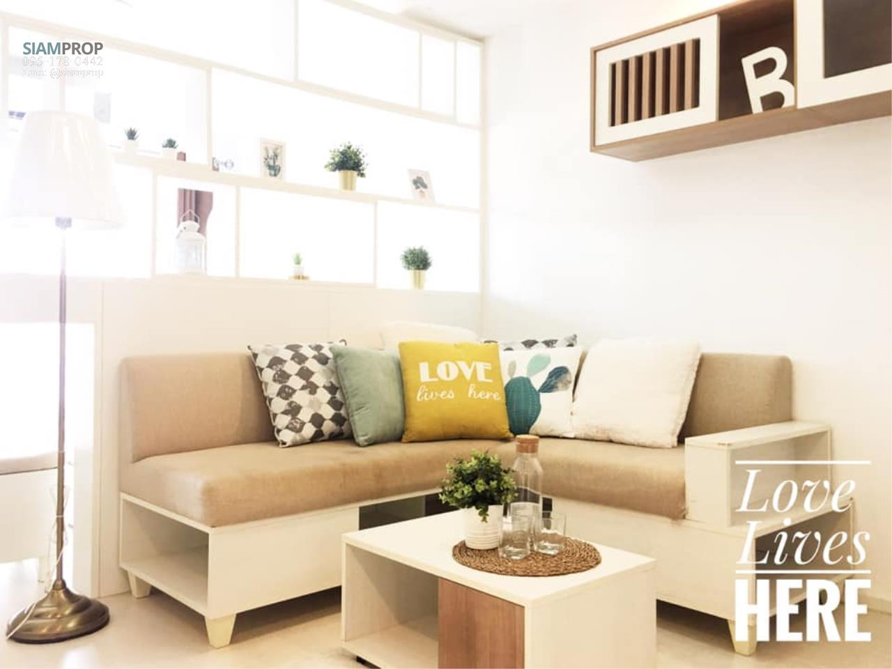 Siam Prop Agency's Condo for rent The log3 Sukhumvit 101/1 3