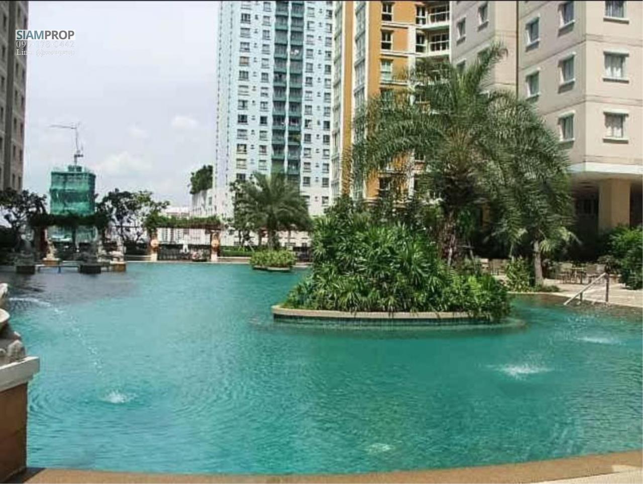 Siam Prop Agency's Bell Park Condo - Narathiwas 24 19