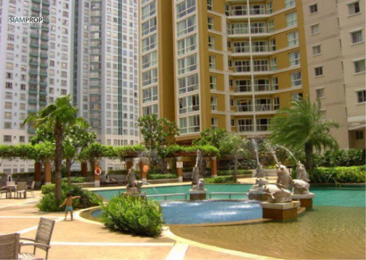 Siam Prop Agency's Bell Park Condo - Narathiwas 24 17