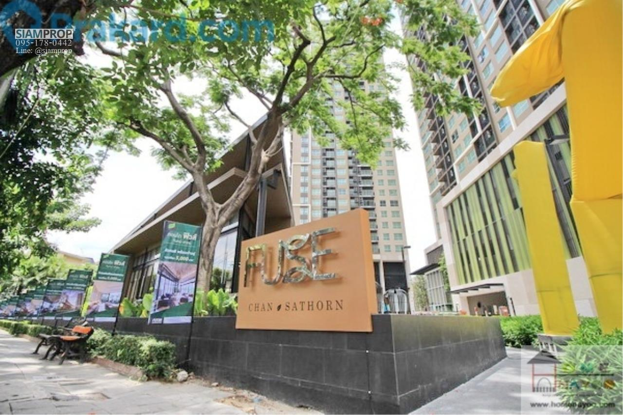 Siam Prop Agency's FUSE Chan - Sathorn 15
