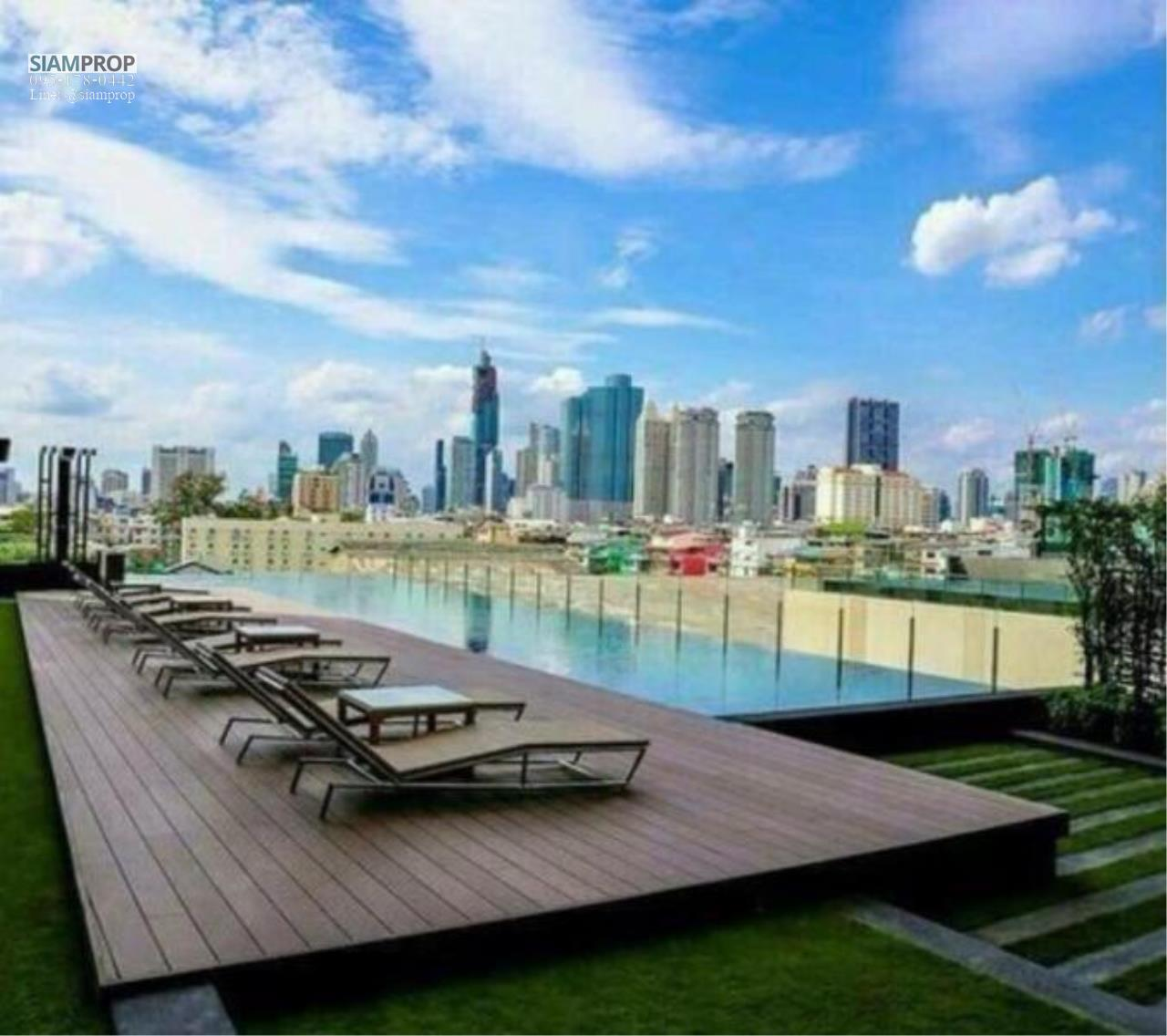 Siam Prop Agency's FUSE Chan - Sathorn 16
