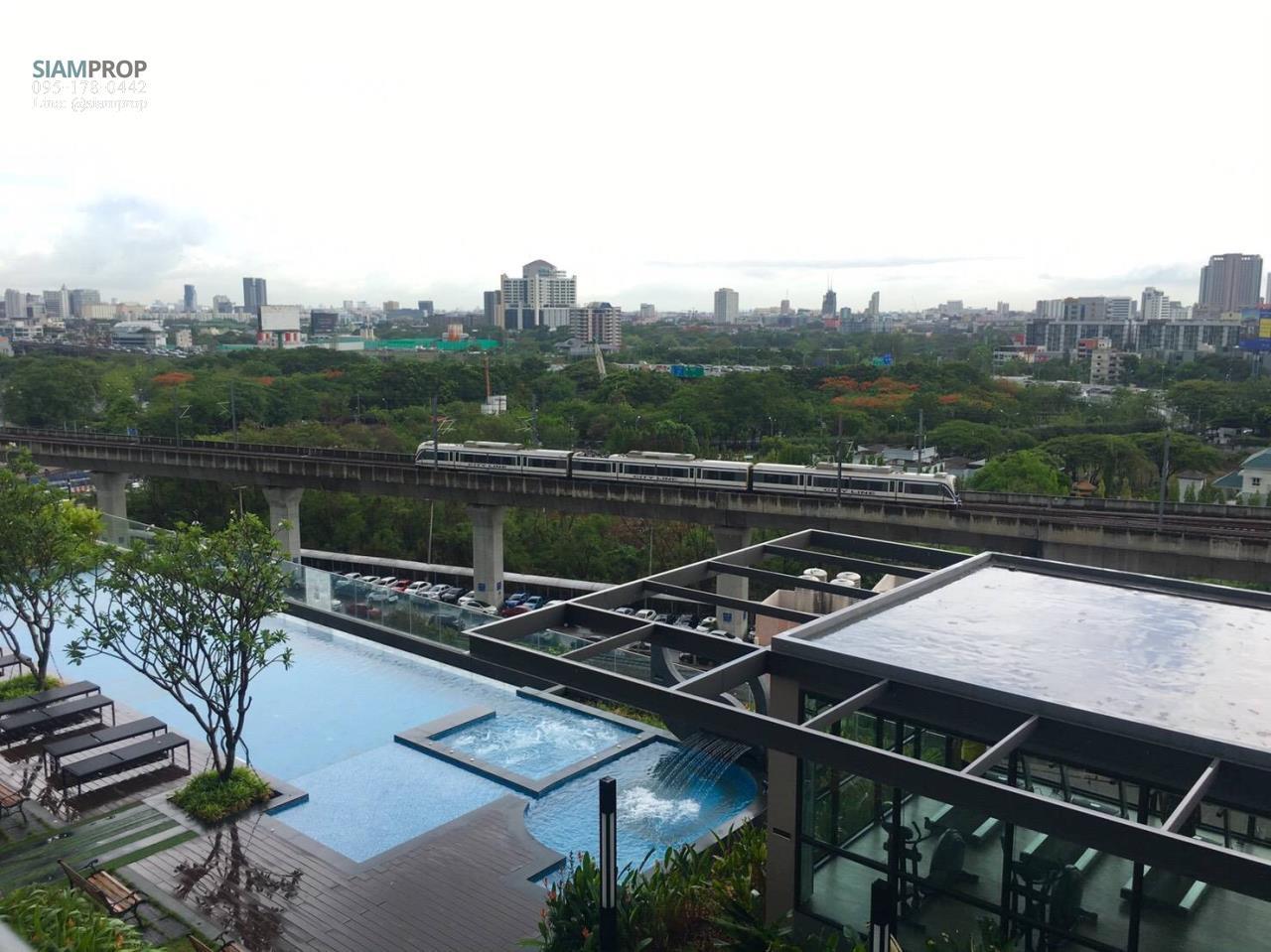Siam Prop Agency's RICH PARK @ TRIPPLE STATION 8
