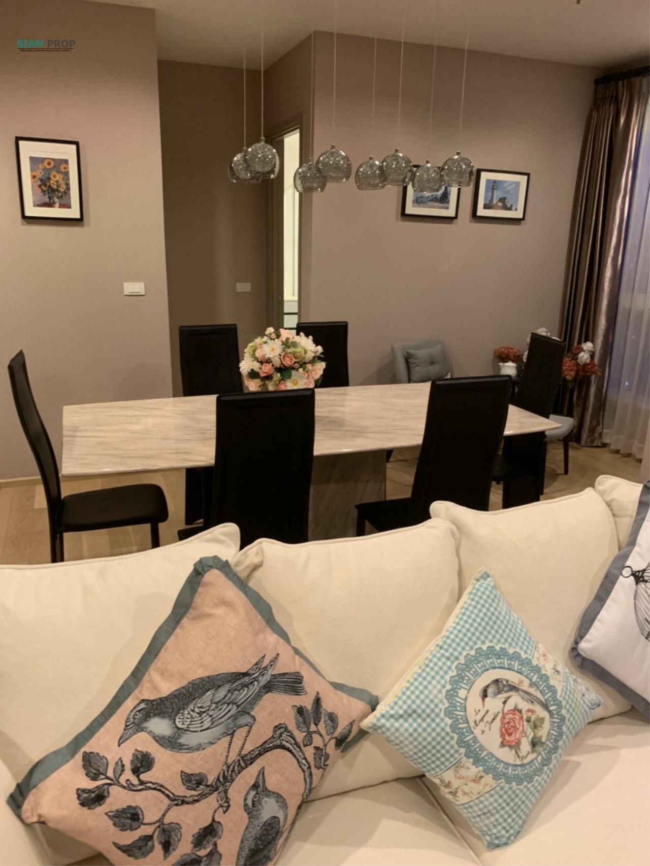 Siam Prop Agency's HQ thonglor 2 bed 80,000 baht 6
