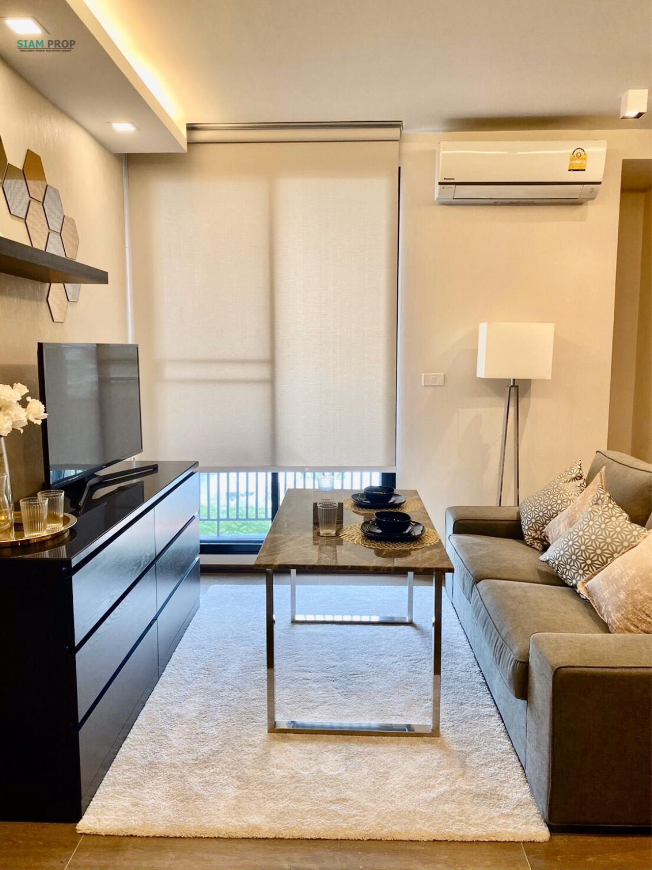 Siam Prop Agency's for rent at The Remarkable, Soi Soonvijai 2 2