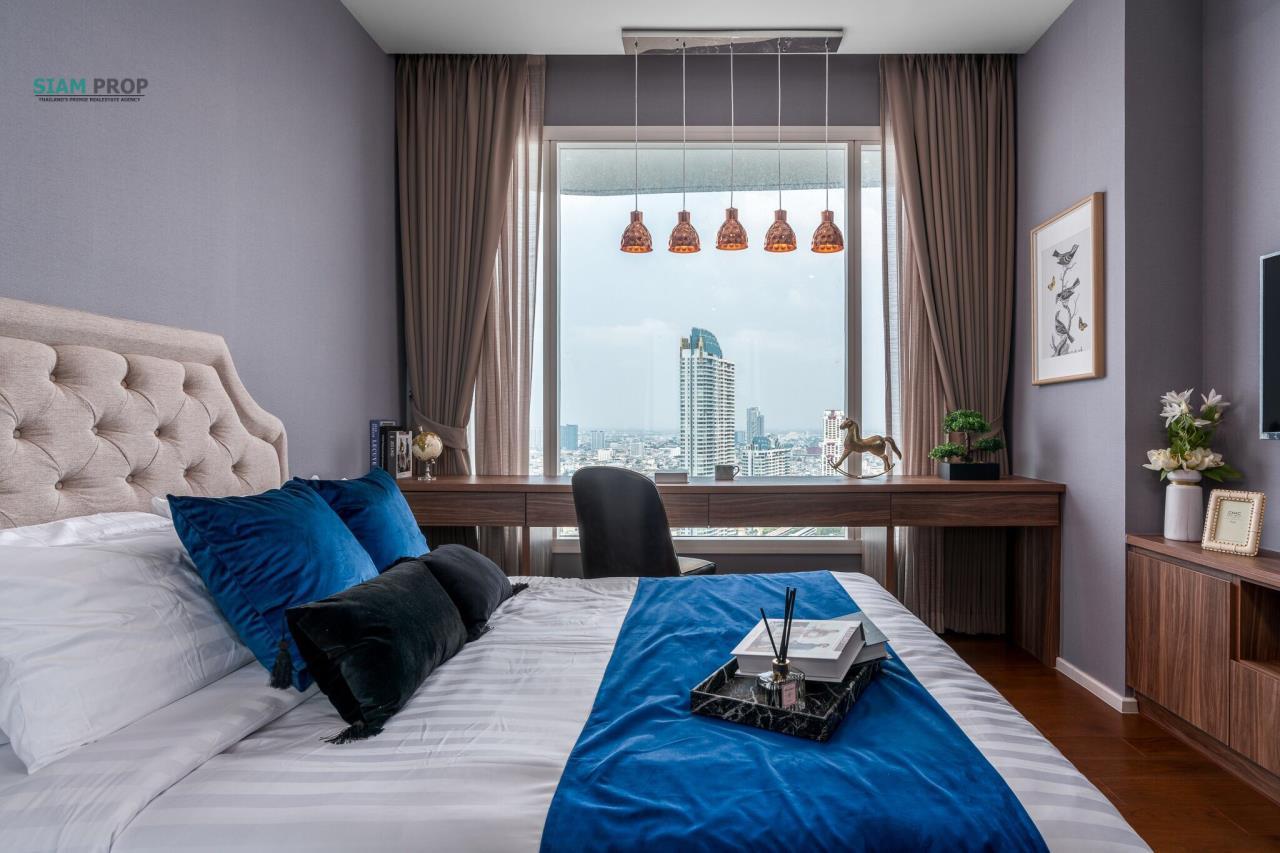 Siam Prop Agency's Menam Residence 3 bedroom  6