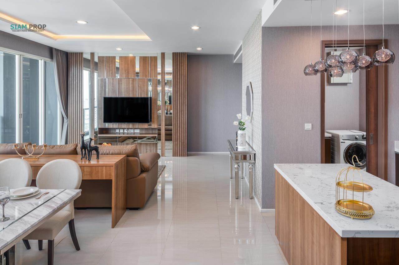 Siam Prop Agency's Menam Residence 3 bedroom  9
