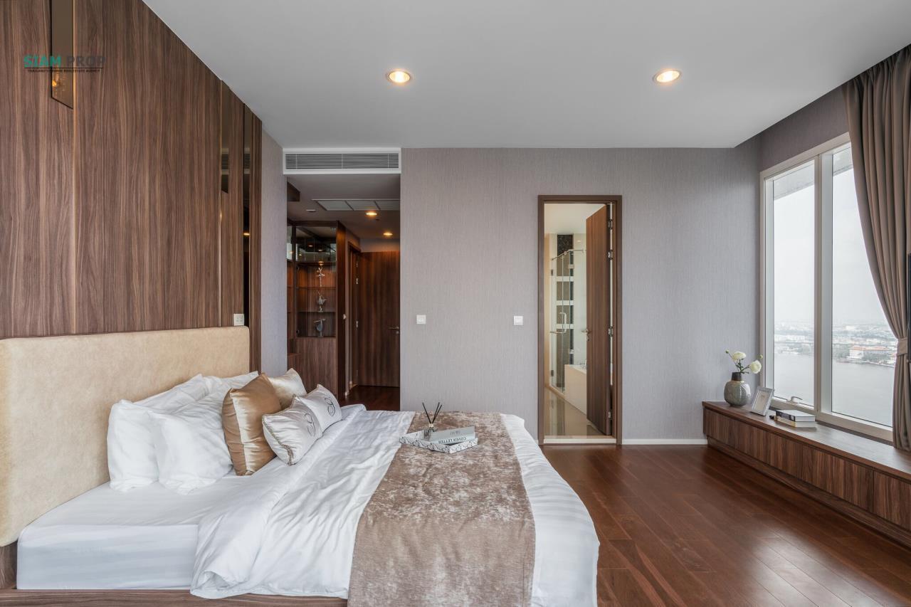 Siam Prop Agency's Menam Residence 3 bedroom  2