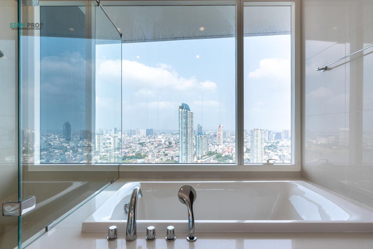 Siam Prop Agency's Menam Residence 3 bedroom  5