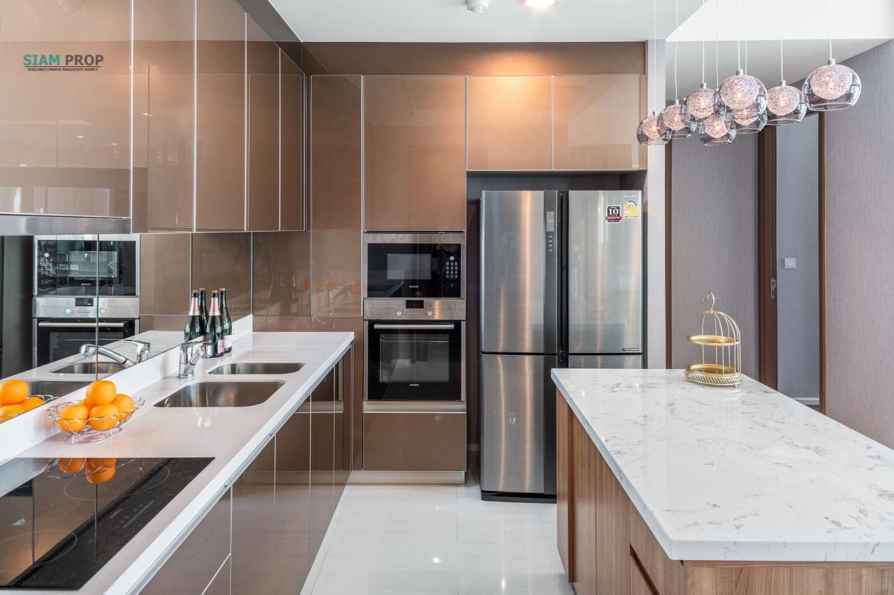 Siam Prop Agency's Menam Residence 3 bedroom  10