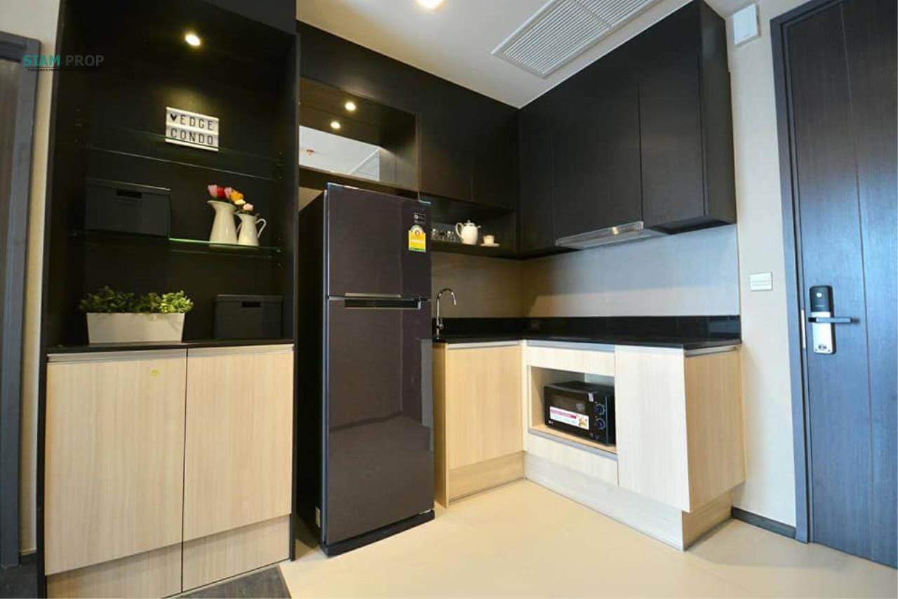 Siam Prop Agency's Condo EDGE Skv.23 for rent near BTS Asoke Station,MRT Sukhumvit Station  12