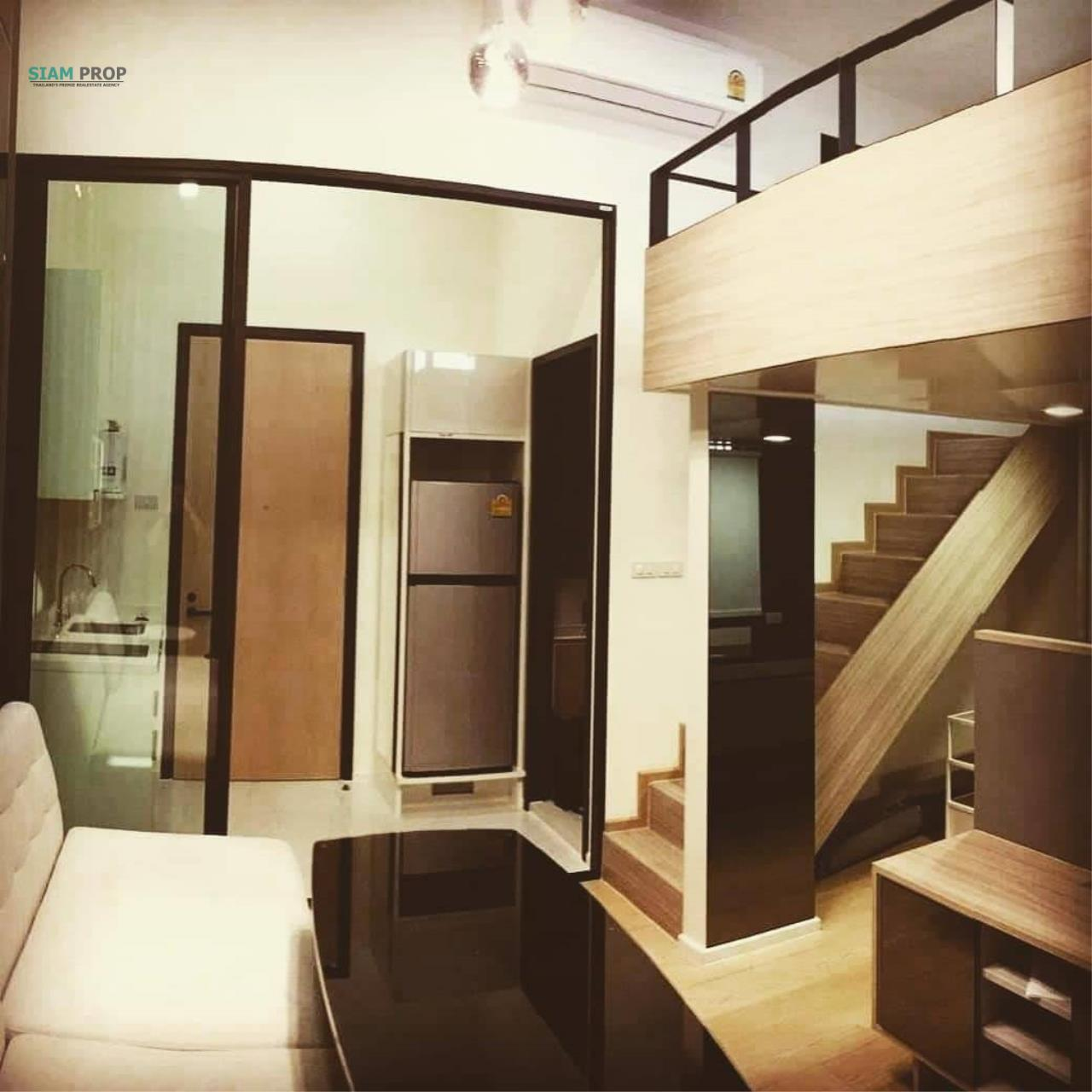 Siam Prop Agency's CHEWATHAI ASOKE FOR RENT 8