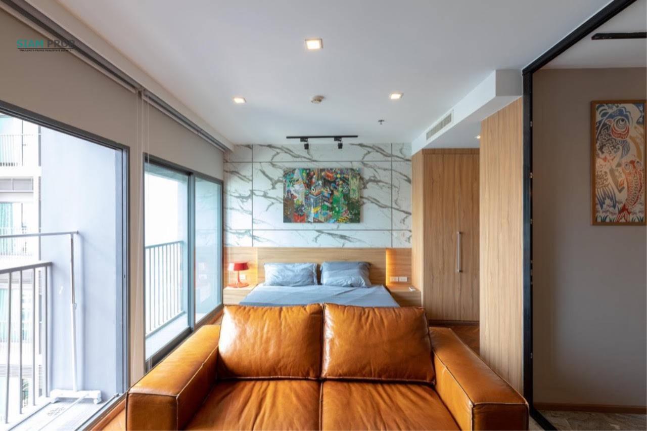 Siam Prop Agency's Sale Noble Remix  1 bedroom 1