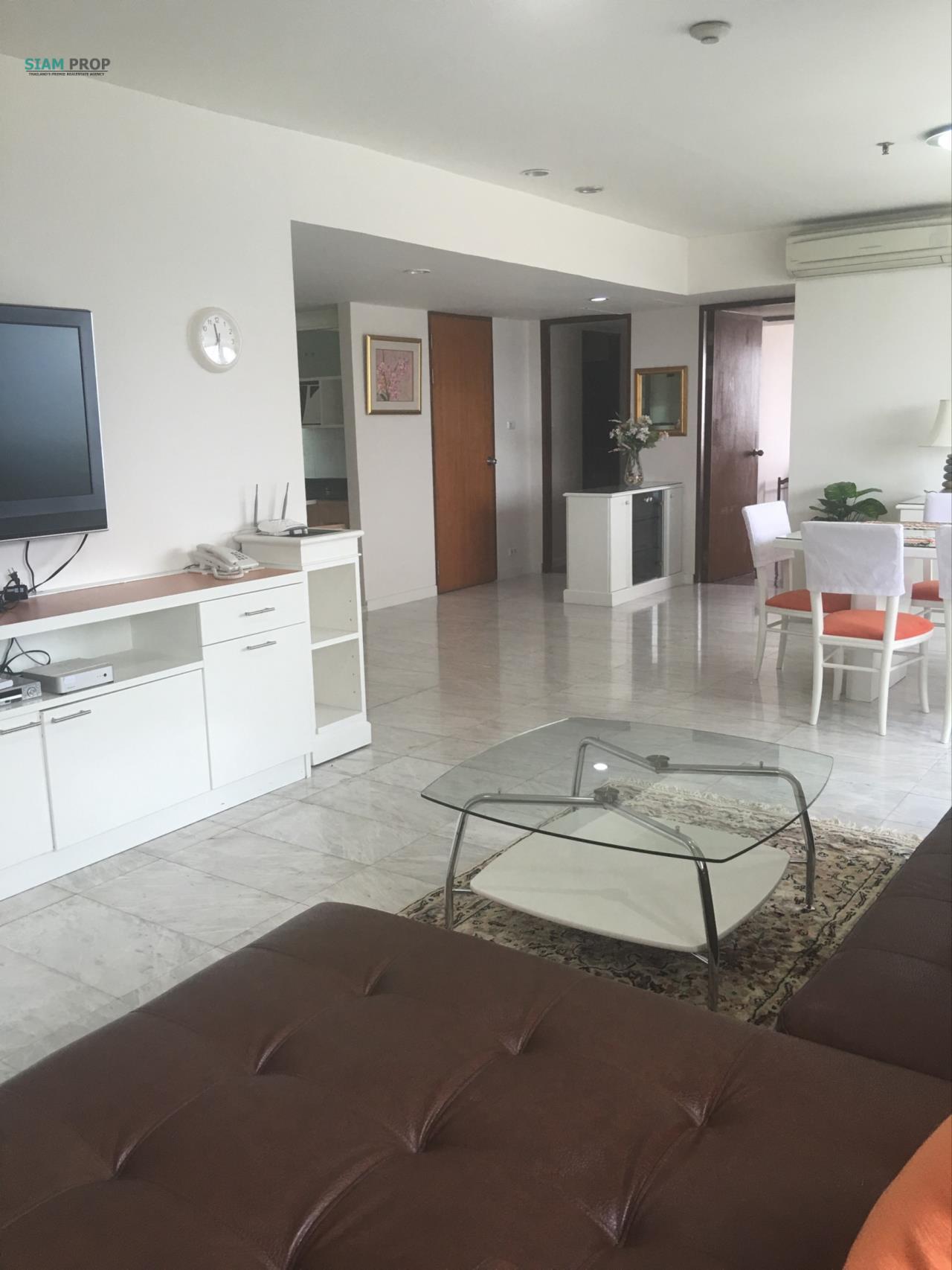 Siam Prop Agency's RENT Condo Baan Suanpetch 3 Bedrooms 2