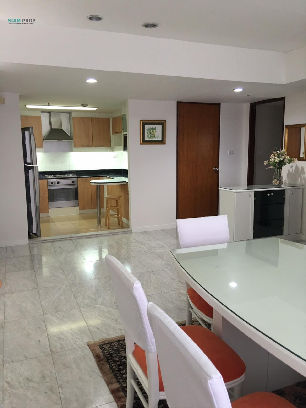 Siam Prop Agency's RENT Condo Baan Suanpetch 3 Bedrooms 4