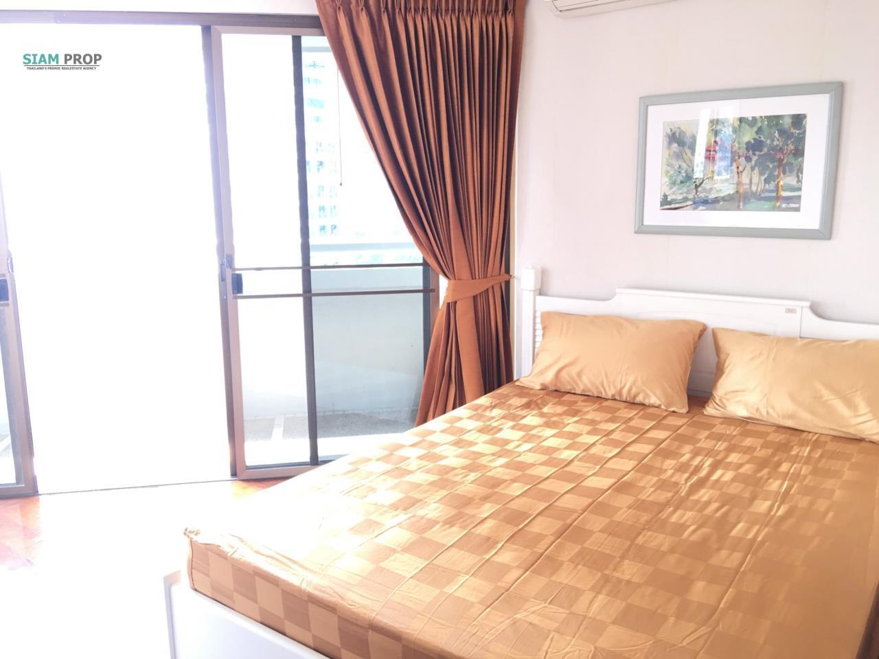 Siam Prop Agency's RENT Condo Baan Suanpetch 3 Bedrooms 7