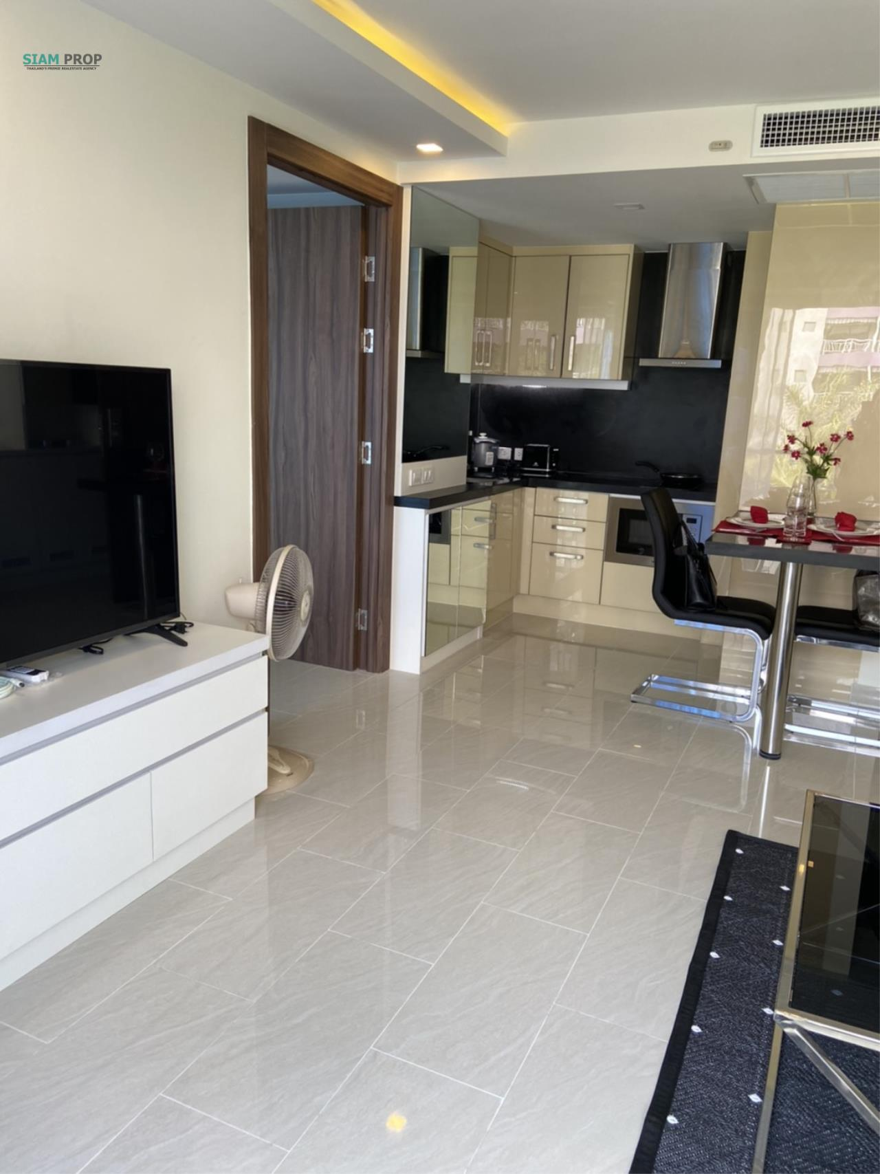 Siam Prop Agency's Brand new 1 bedroom for rent at Grand Avenue Residence 8