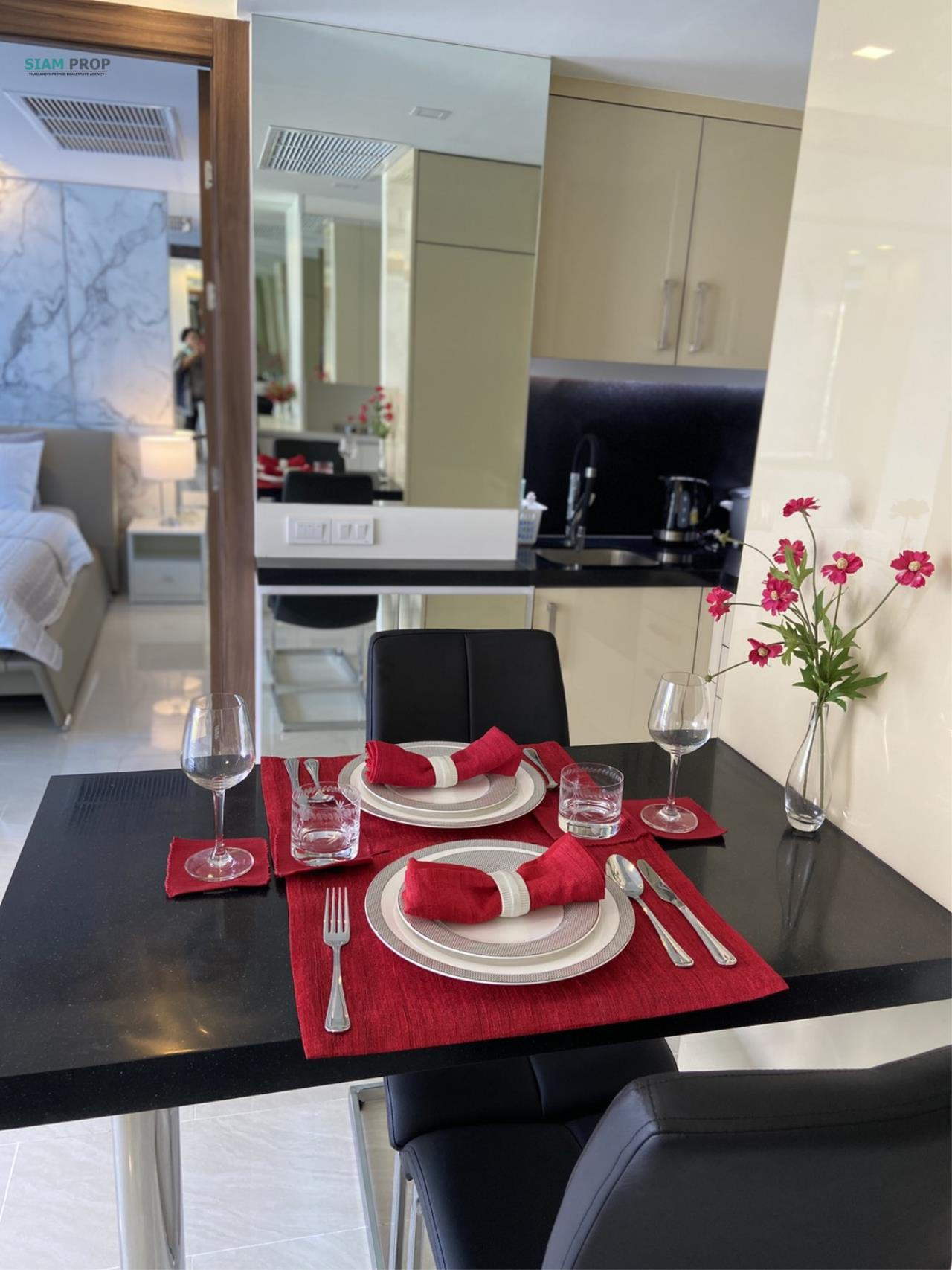 Siam Prop Agency's Brand new 1 bedroom for rent at Grand Avenue Residence 11