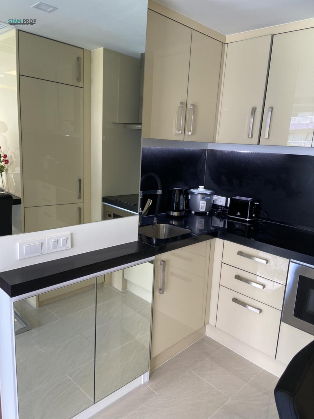 Siam Prop Agency's Brand new 1 bedroom for rent at Grand Avenue Residence 12