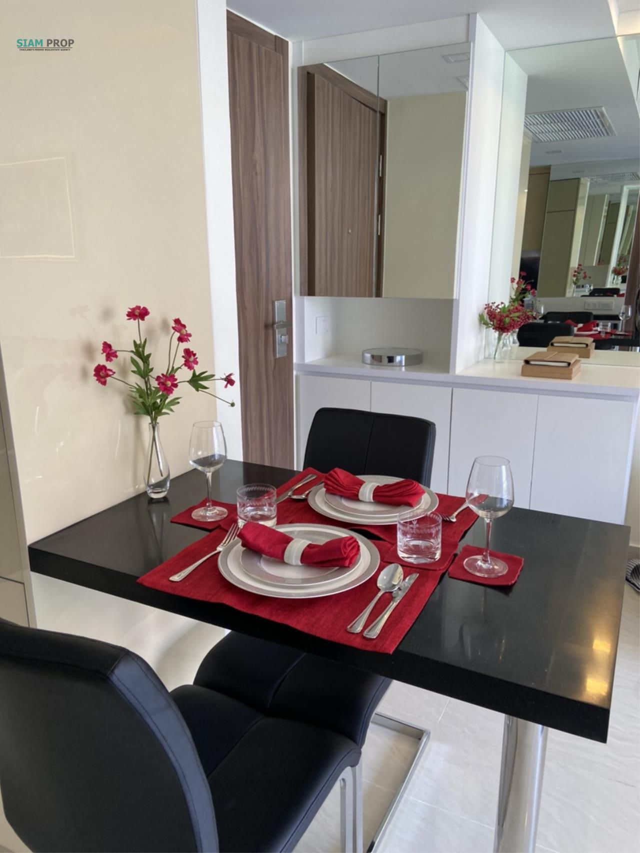 Siam Prop Agency's Brand new 1 bedroom for rent at Grand Avenue Residence 13