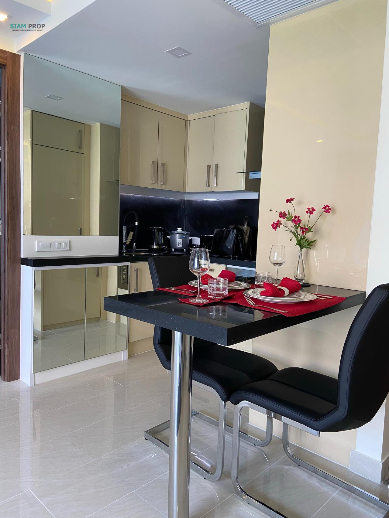 Siam Prop Agency's Brand new 1 bedroom for rent at Grand Avenue Residence 14