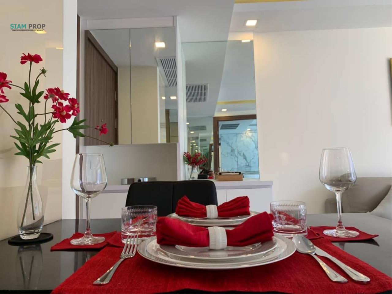 Siam Prop Agency's Brand new 1 bedroom for rent at Grand Avenue Residence 2