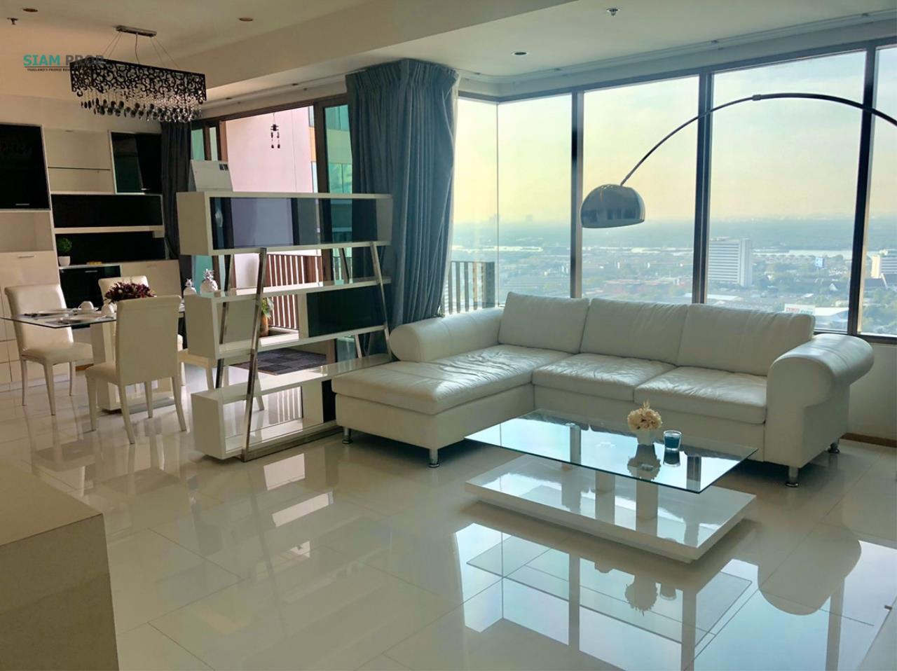Siam Prop Agency's For rent the emporio place 108 sqm. 2 bedrooms, 34th floor 2