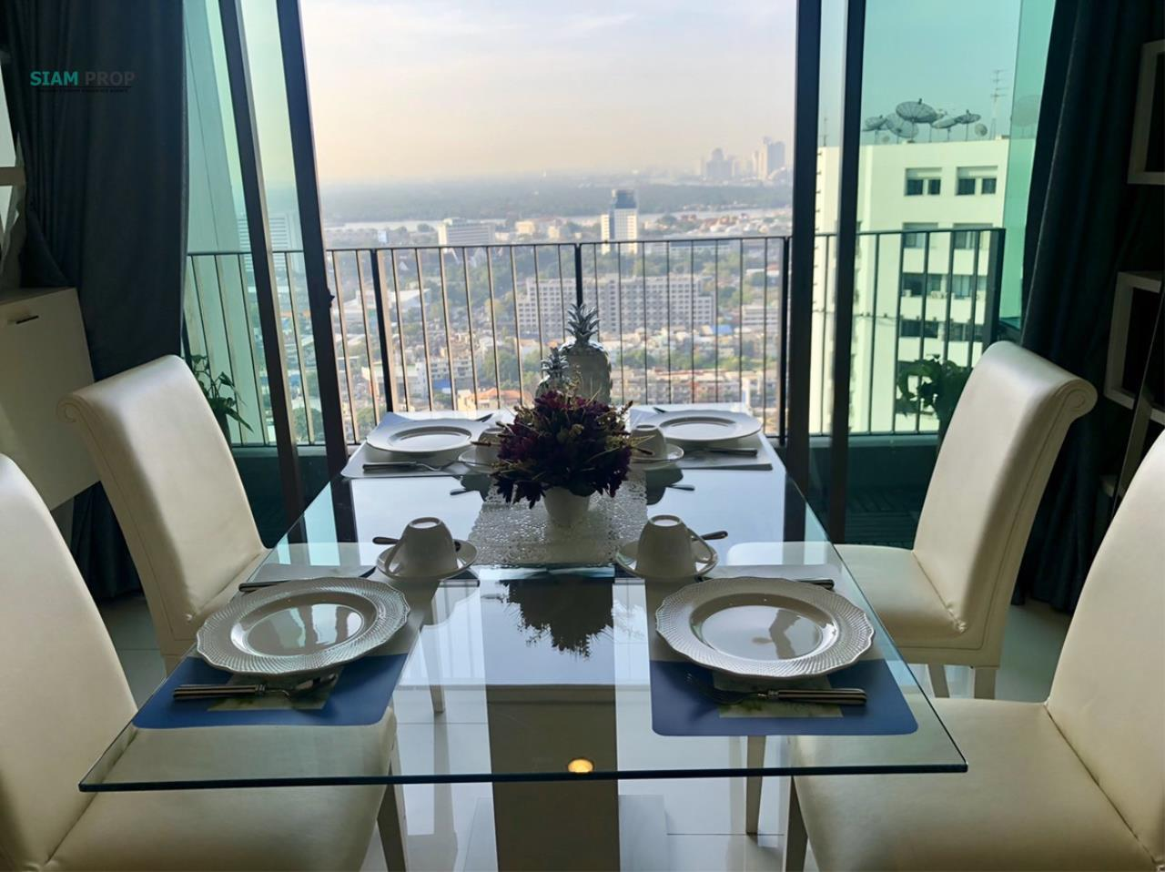 Siam Prop Agency's For rent the emporio place 108 sqm. 2 bedrooms, 34th floor 5