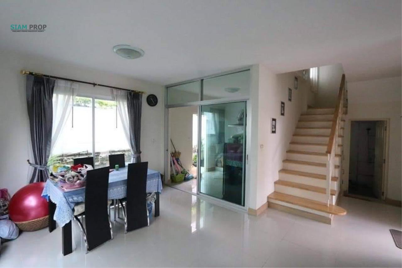 Siam Prop Agency's For Sale Casa Ville Sriracha Single House 6