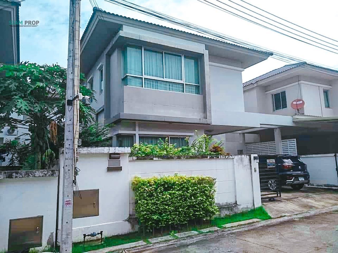 Siam Prop Agency's For Sale Casa Ville Sriracha Single House 20