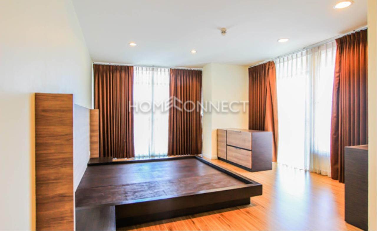 Home Connect Thailand Agency's Tropical Langsuan Condominium for Rent 7