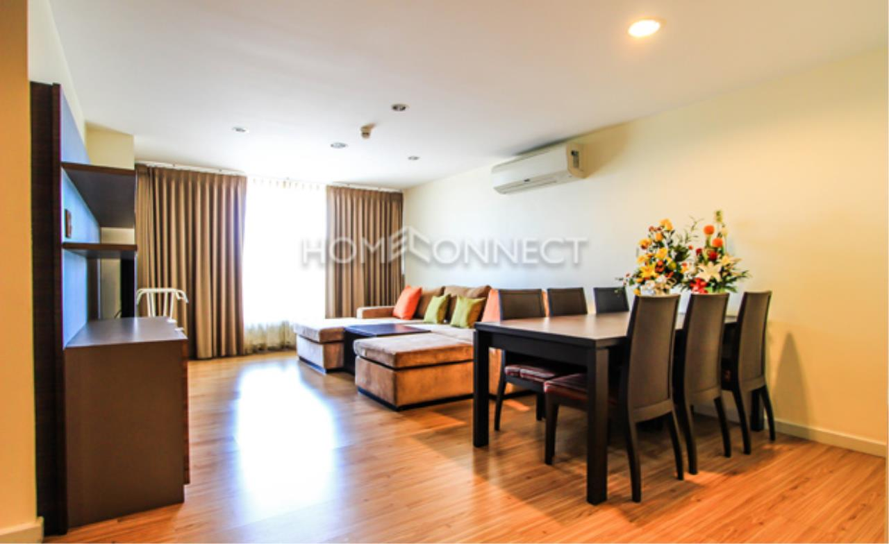 Home Connect Thailand Agency's Tropical Langsuan Condominium for Rent 6