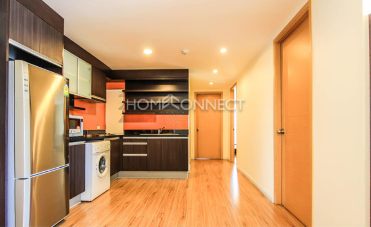 Home Connect Thailand Agency's Tropical Langsuan Condominium for Rent 5