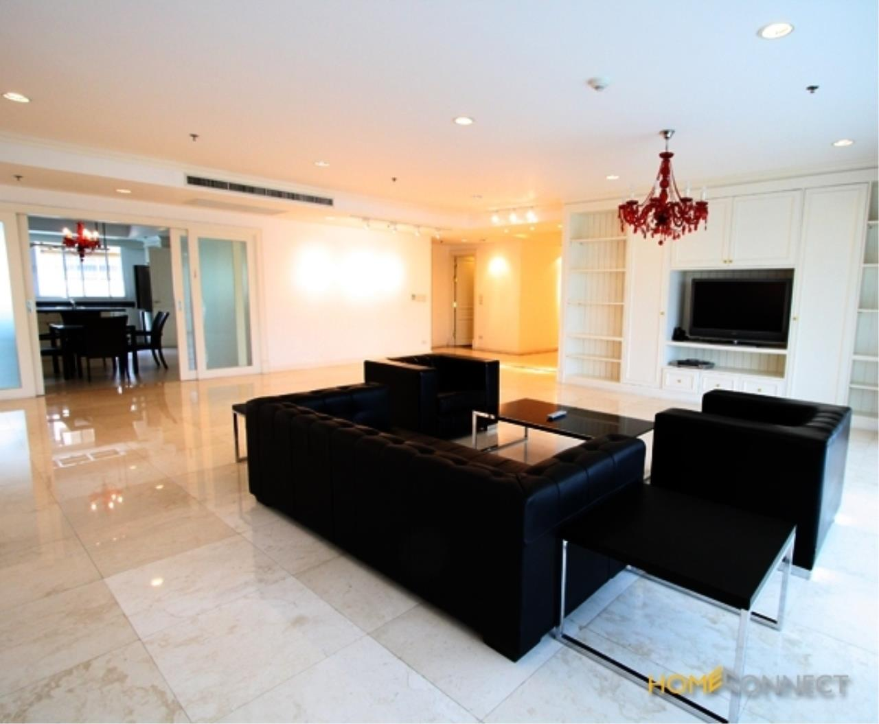 Home Connect Thailand Agency's Apartment in Sathorn for Rent 1