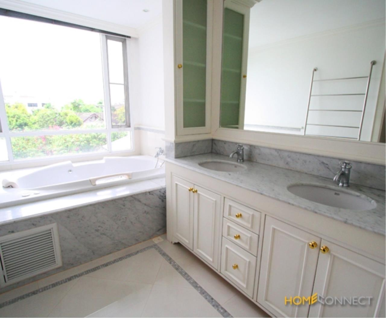 Home Connect Thailand Agency's Apartment in Sathorn for Rent 9