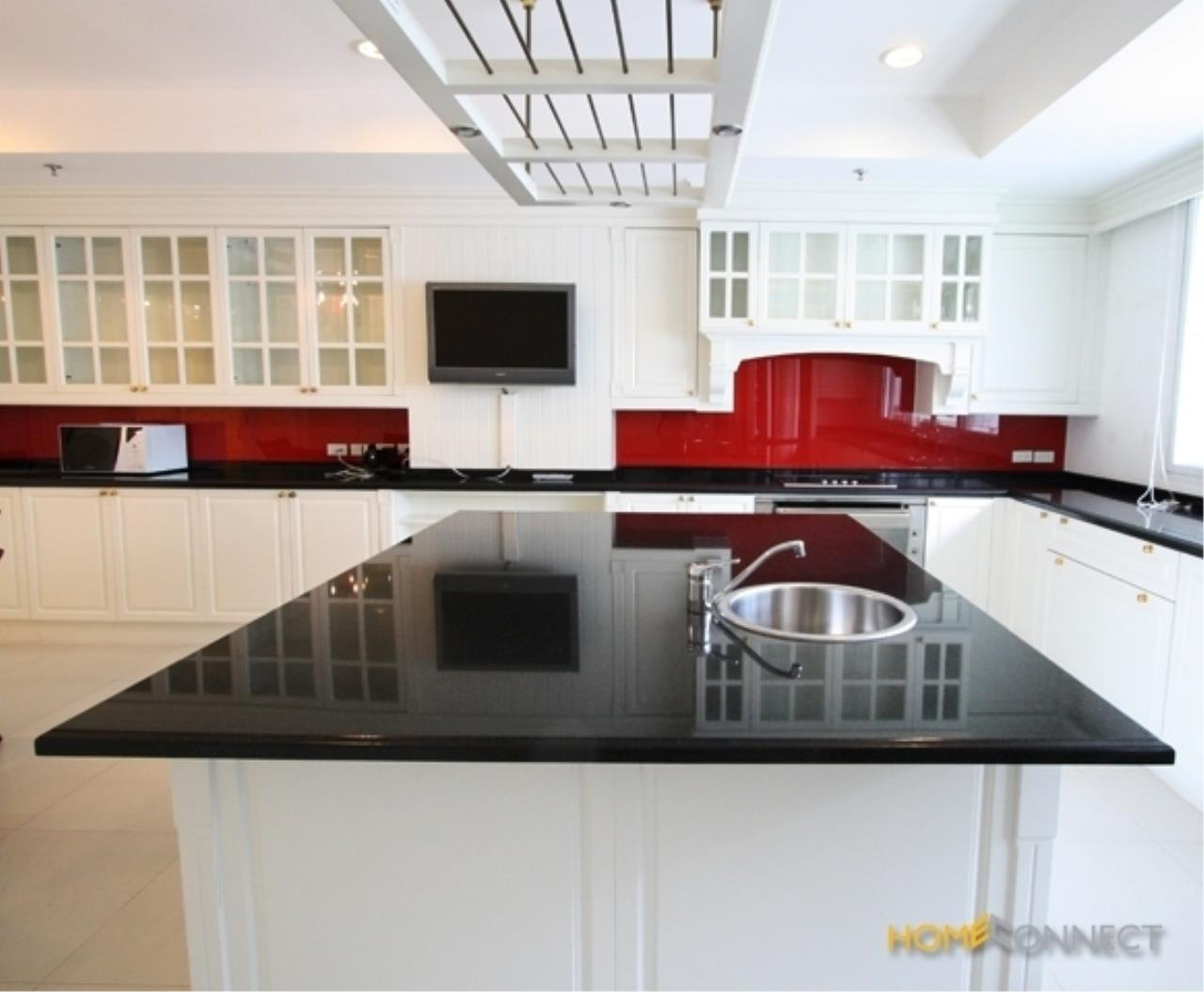 Home Connect Thailand Agency's Apartment in Sathorn for Rent 15