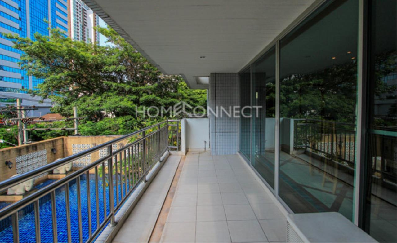Home Connect Thailand Agency's Baan Thirapa Condominium for Rent 2