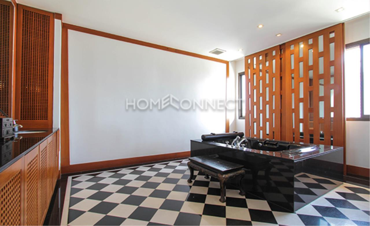 Home Connect Thailand Agency's Pimarn Sathorn (Black list) Condominium for Rent 3