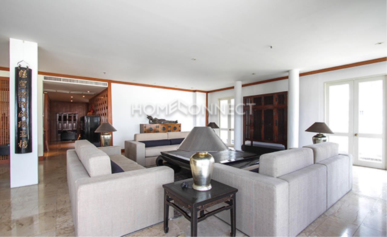 Home Connect Thailand Agency's Pimarn Sathorn (Black list) Condominium for Rent 14