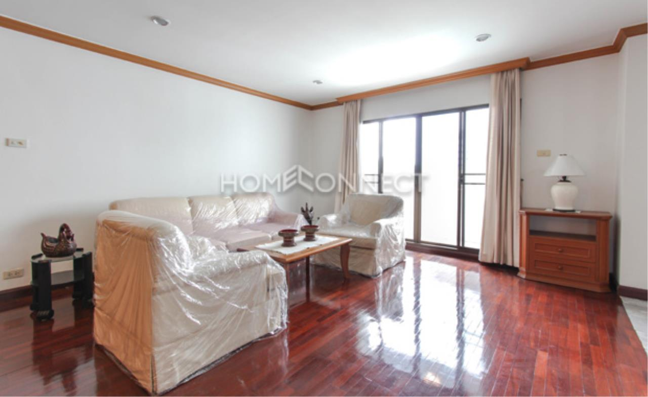 Home Connect Thailand Agency's Liang Garden Apartment for Rent 1