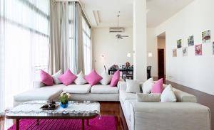 Sathorn Gallery Residence Penthouse for Rent