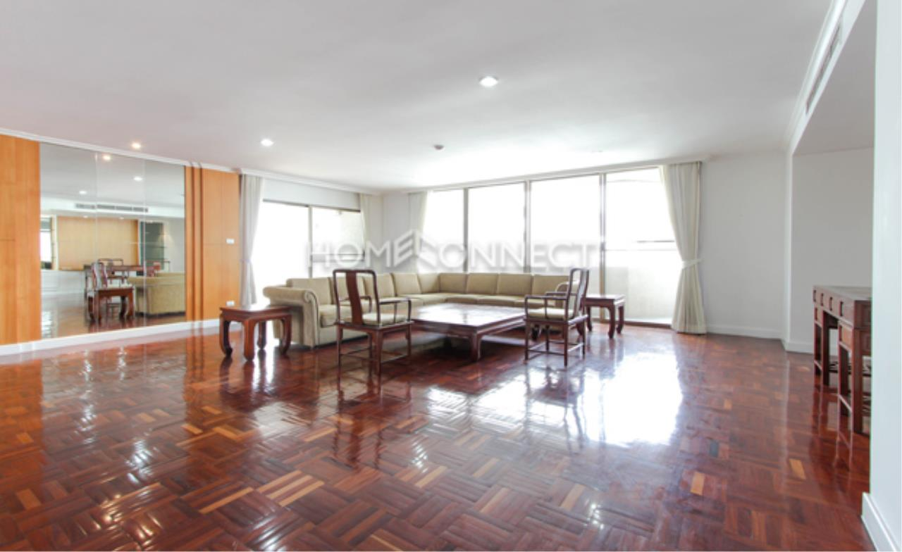 Home Connect Thailand Agency's Bel Air P/H Condominium for Rent 1