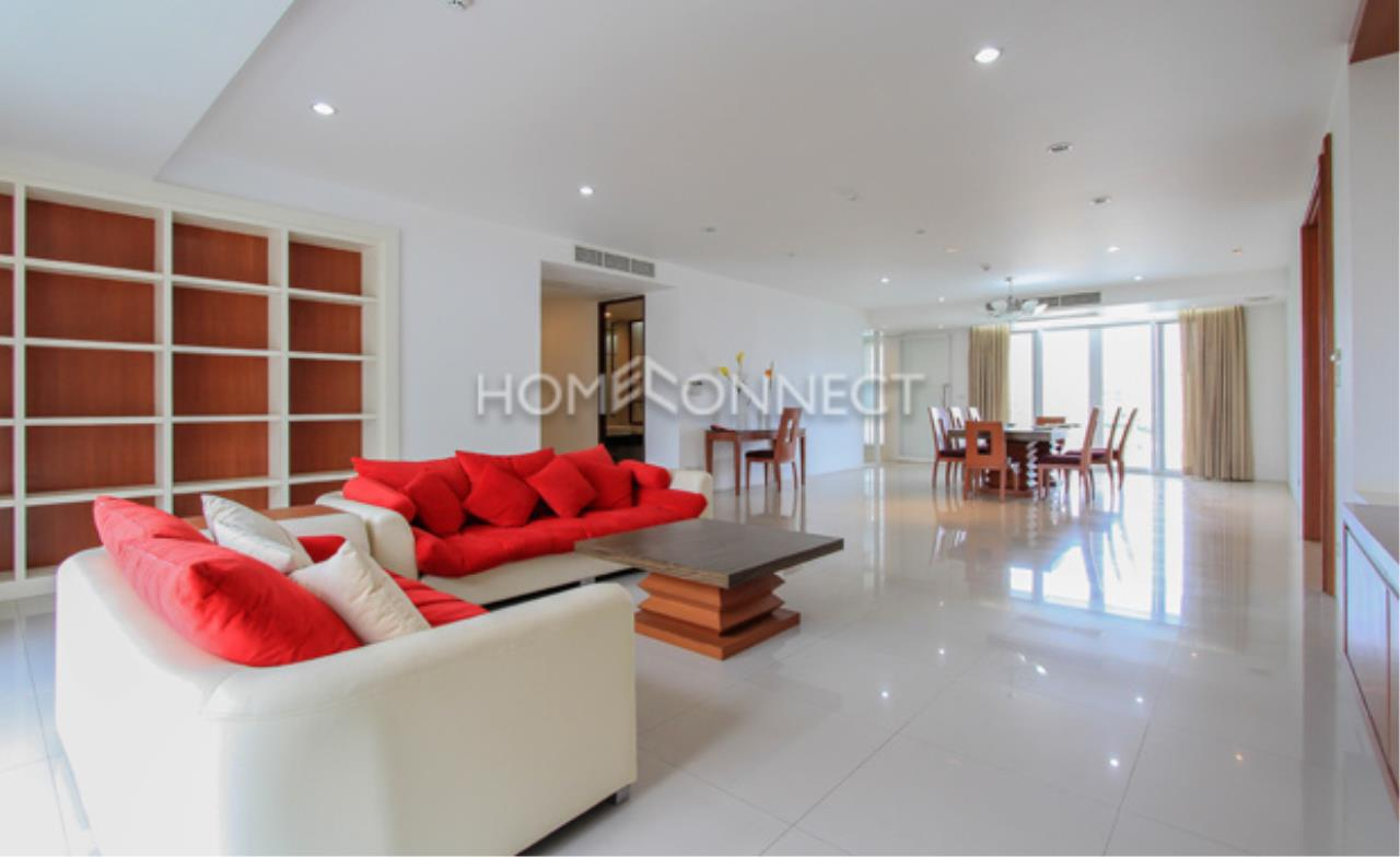 Home Connect Thailand Agency's The Pentacles II (Thonglor 25) Condominium for Rent 1