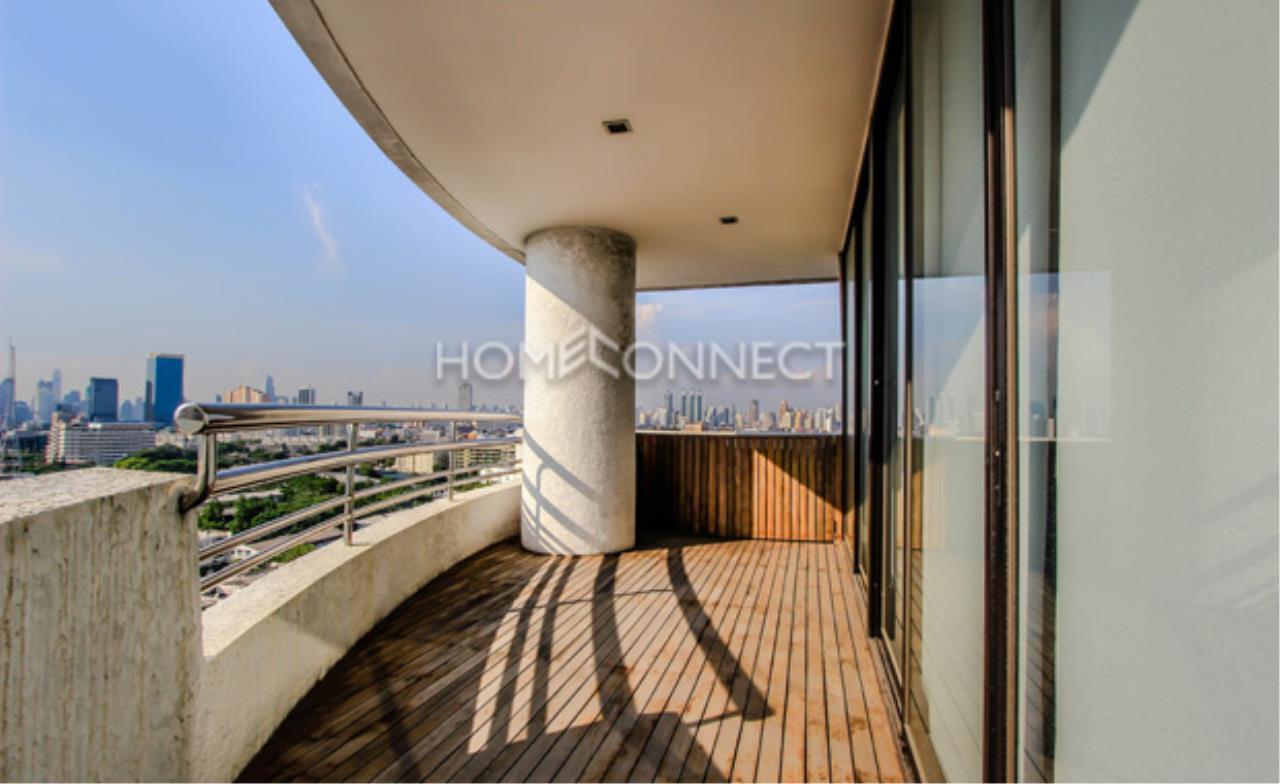 Home Connect Thailand Agency's Baan Yenarkard Condominium for Rent 2