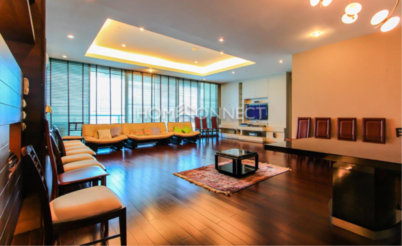 Home Connect Thailand Agency's Sky Villa Sathorn Condominium for Rent 1